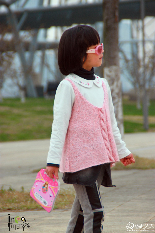 韩式女孩毛衣