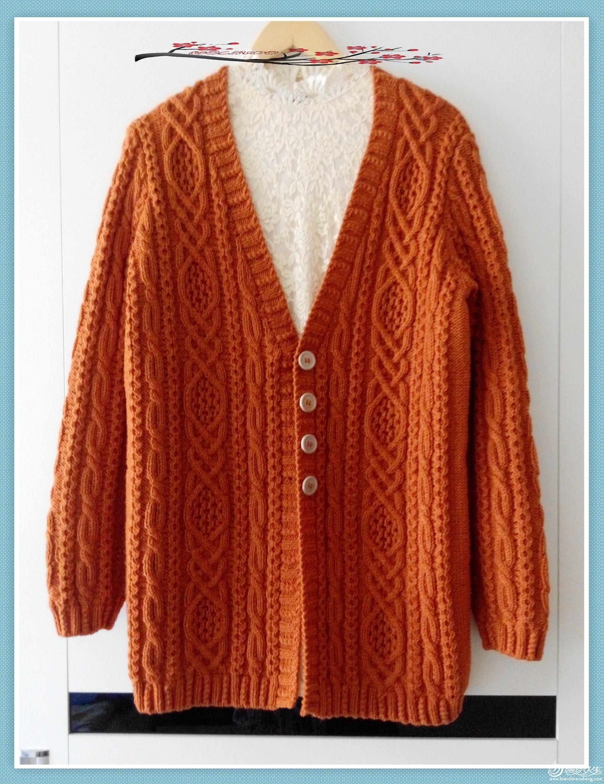 女士毛衣款式图_粗线毛衣织法_毛衣织法_毛衣领子的织法_毛衣袖子的织法