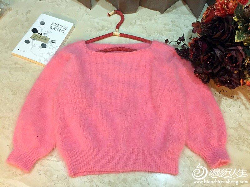 LK150机织女士毛衣