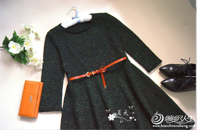 201617期周热门编织作品:2016春夏手工编织毛衣款式