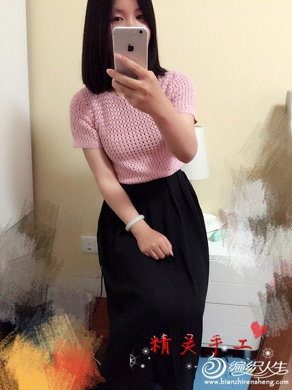2016乐天款女士钩衣