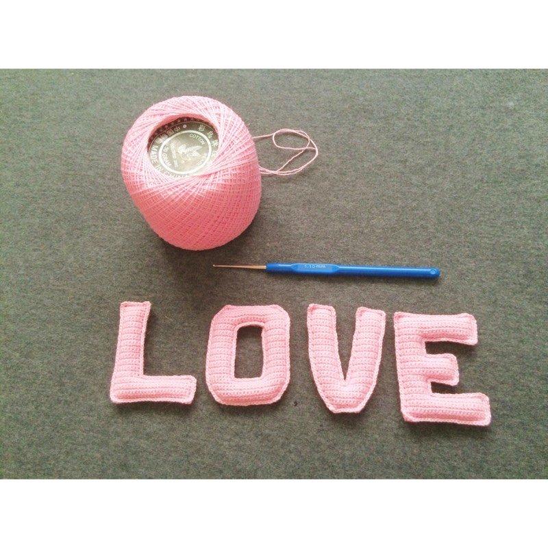 钩针LOVE