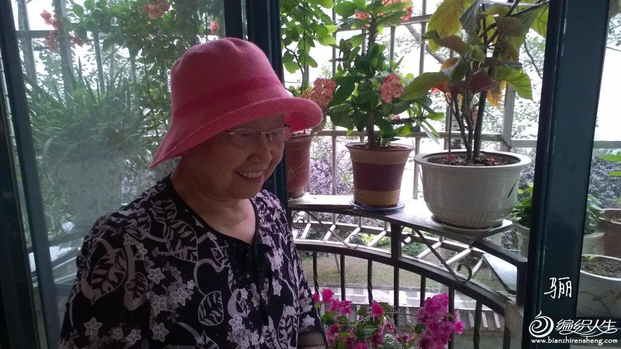 中老年时尚帽子