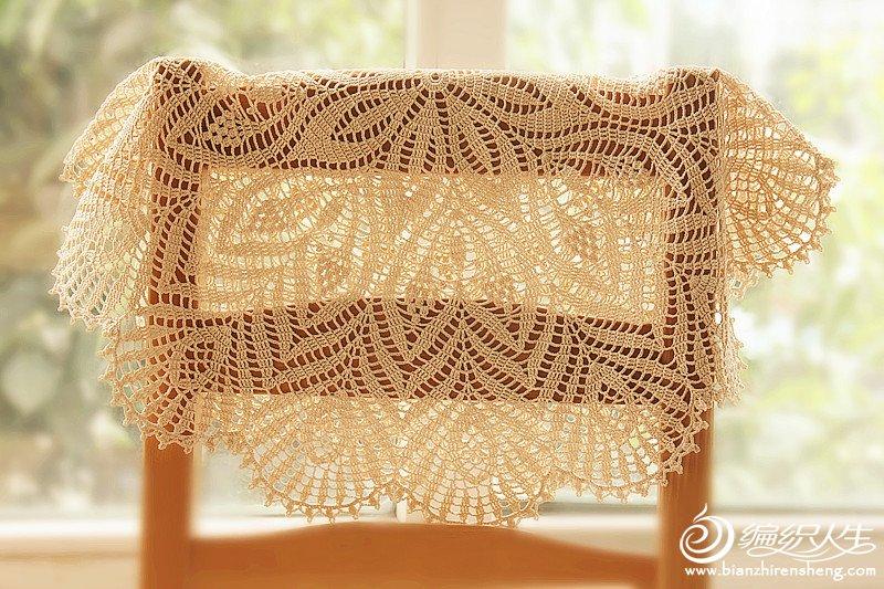 蕾丝编织物