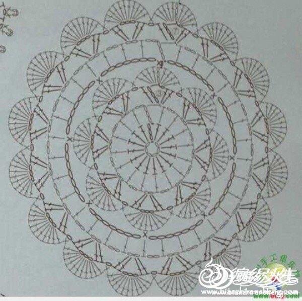 [家居饰品] 青花瓷瓷镦垫(上图解了)--201609 - yn595959 - yn595959 彦妮