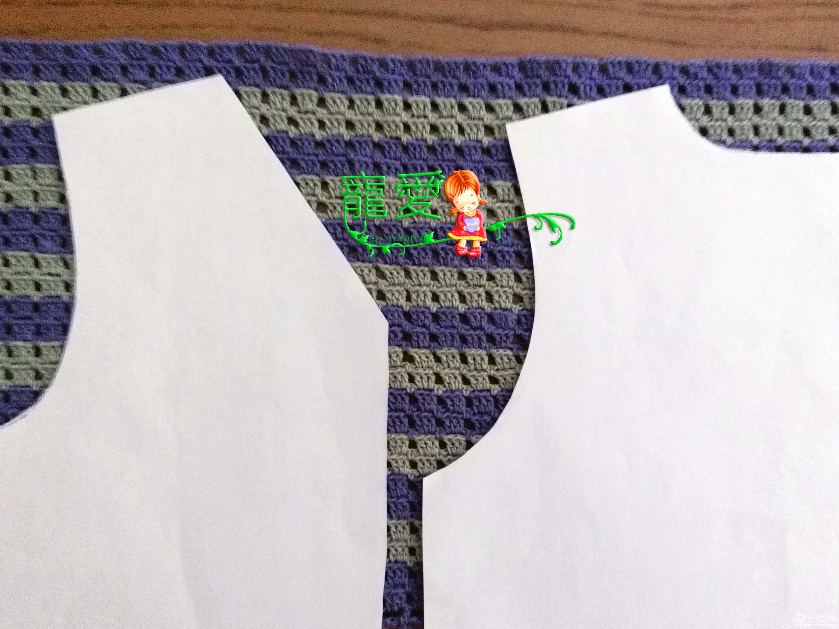 钩衣制图简易方法