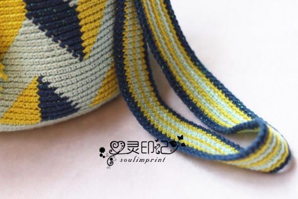 [包包] 【心灵印记】薄荷柠檬——小清新的WAYUU包包 - yn595959 - yn595959 彦妮