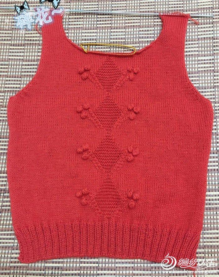 作品介绍: (90-110cm儿童棒针毛衣:小烟花--百搭外穿女童羊绒毛衣)立秋啦~ 又到开始为宝宝织羊绒衫了,本期儿童毛衣编织实例教程介绍的是一款适合2-4岁宝宝穿着的棒针羊绒衫,有详细的编织说明,喜欢的一起来学习吧