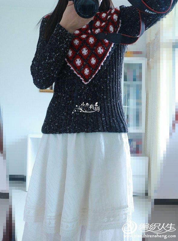女士秋冬毛衣