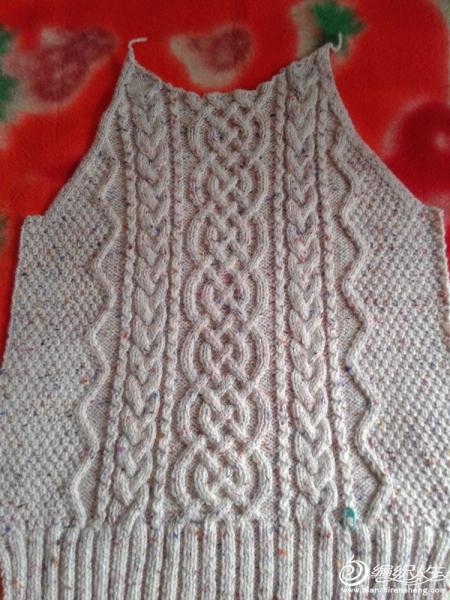 [套头衫] 简单生活的手工-——男女通用的毛衣 - yn595959 - yn595959 彦妮