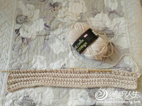帽子的编织方法