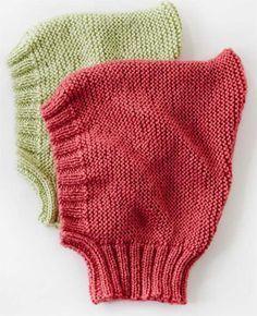 宝宝毛线帽子