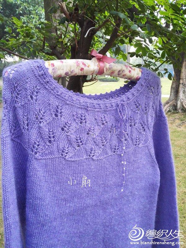 手编女士毛衣款式