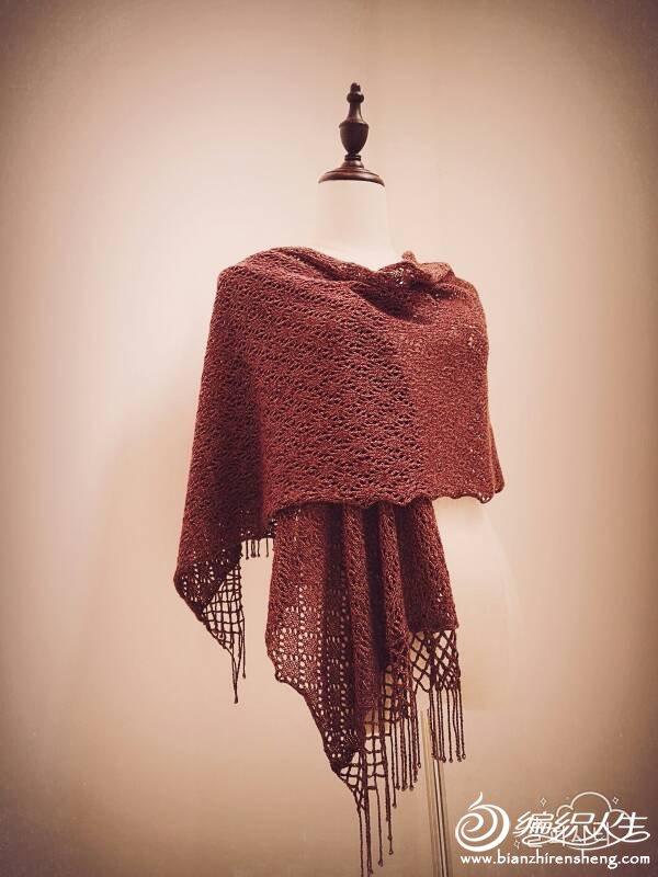 梦想编织机机织围巾