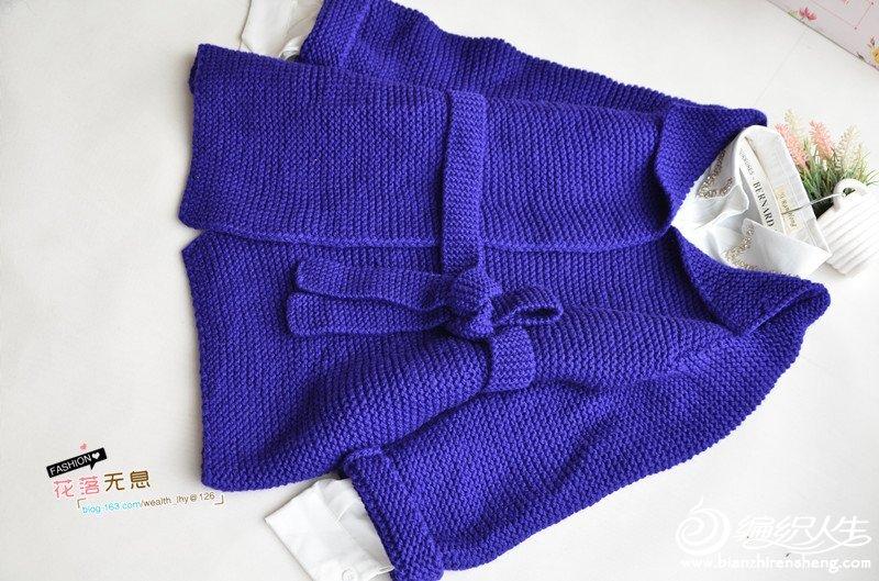 最新手编毛衣款式