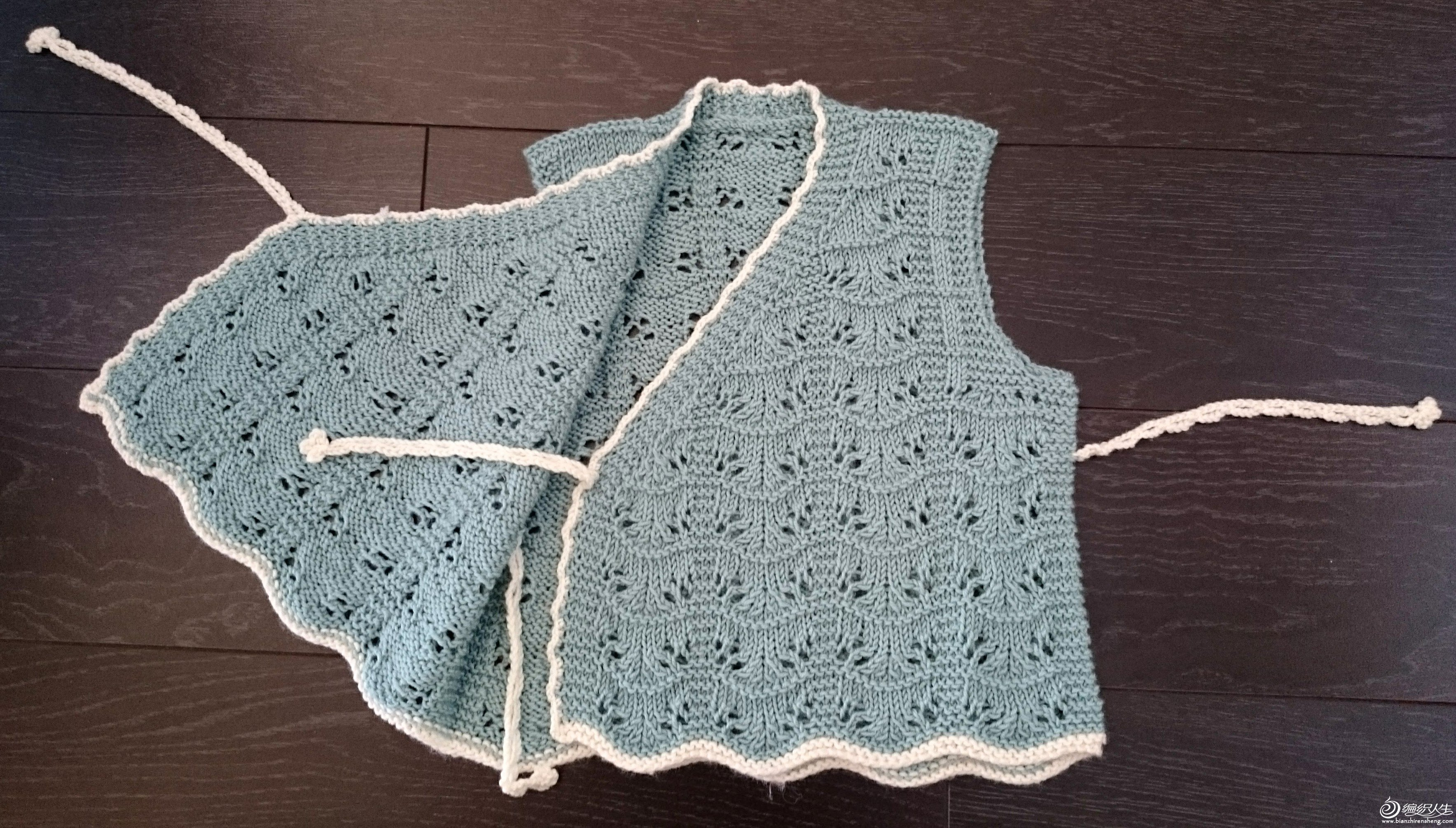 婴幼儿和尚服毛衣