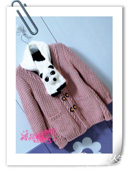 手工编织小孩毛衣款式