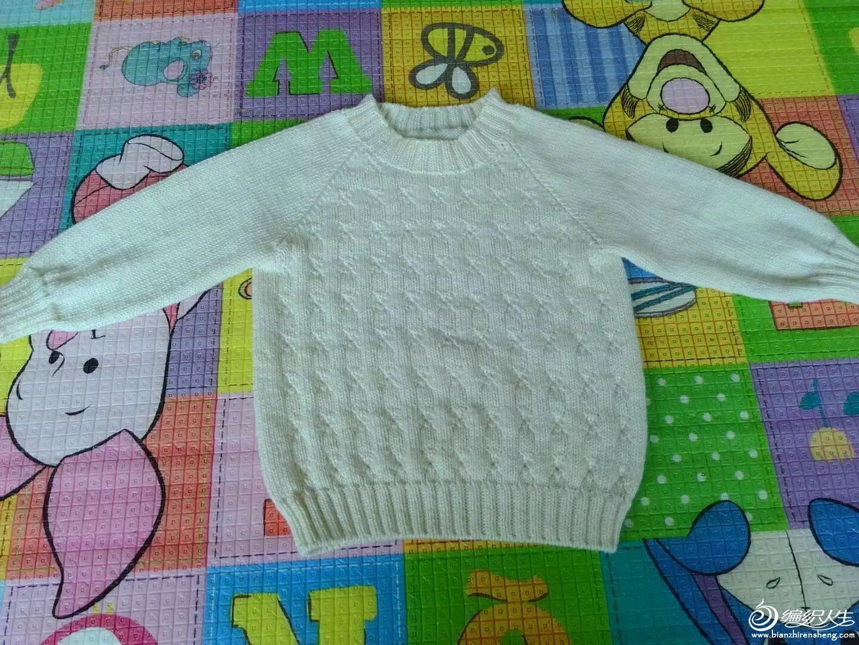 织的男宝宝毛衣