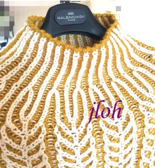 [套头衫] 【jloh的衣橱】 坐看云起时-原创双色双面斗篷(附上自绘教程图) - yn595959 - yn595959 彦妮