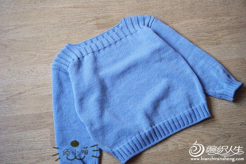 时尚手编羊绒衫