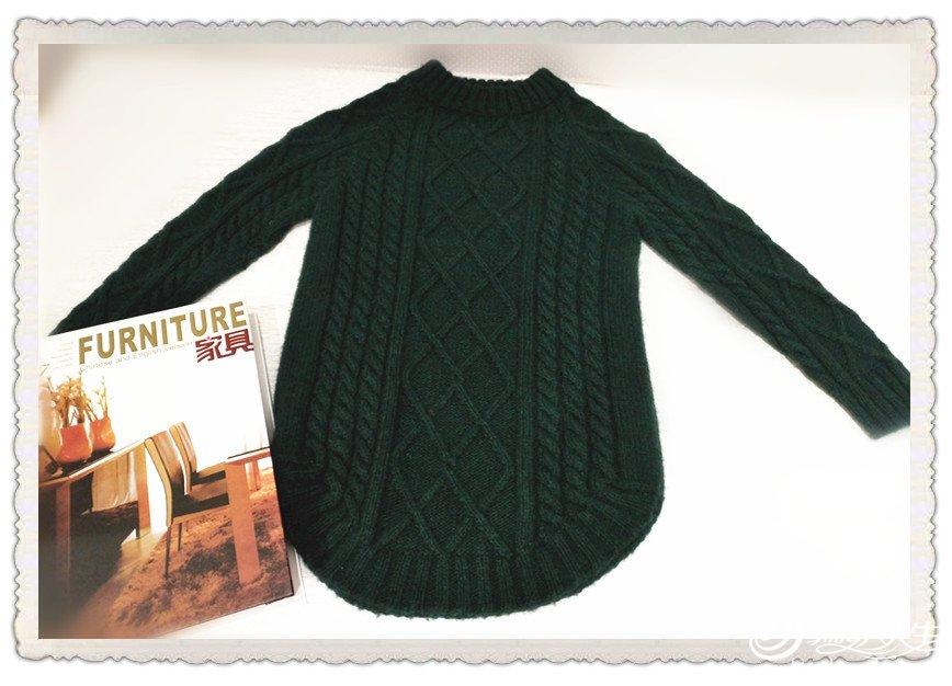 手编儿童毛衣款式