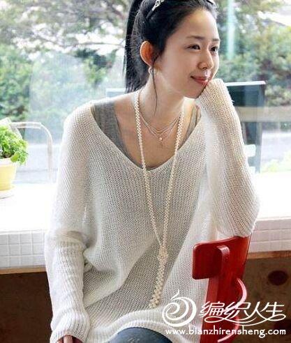 手编时尚毛衣款式