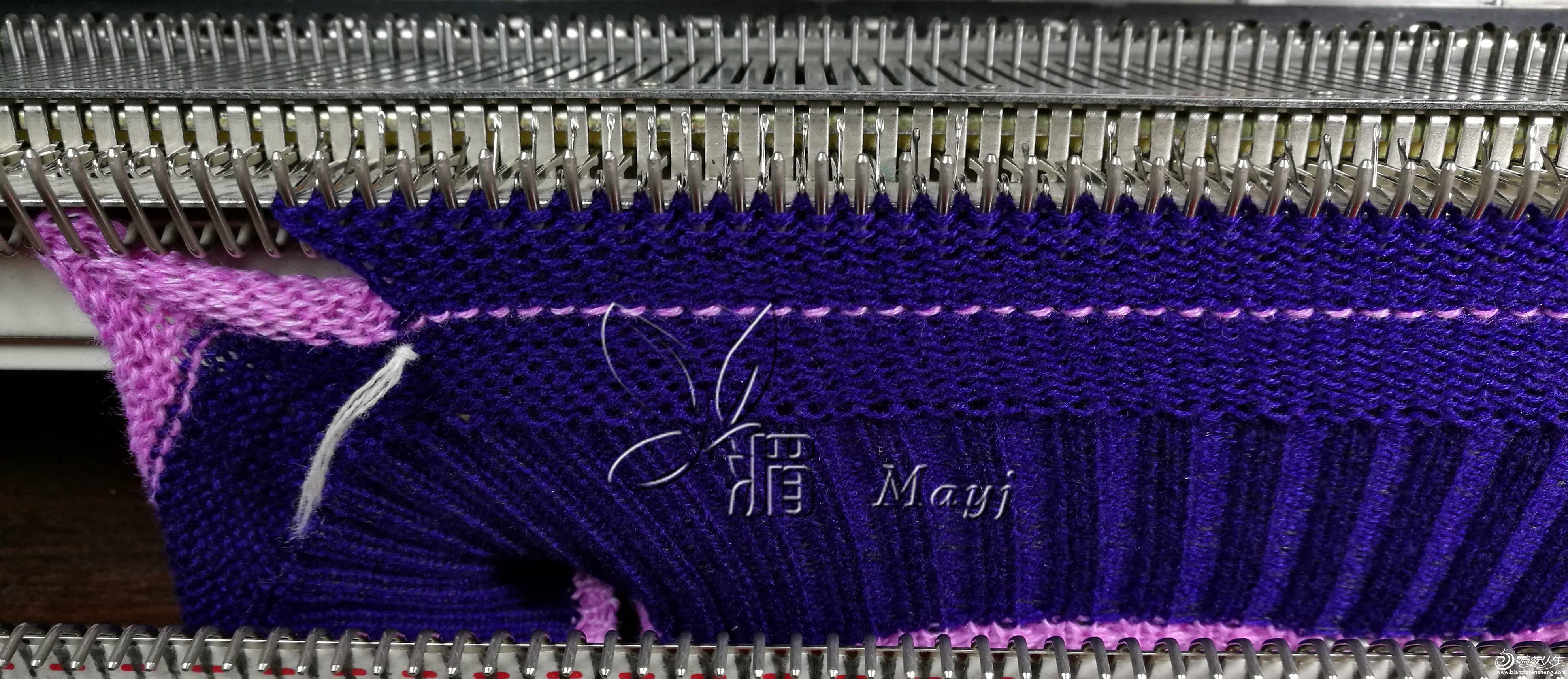 家用编织机的使用