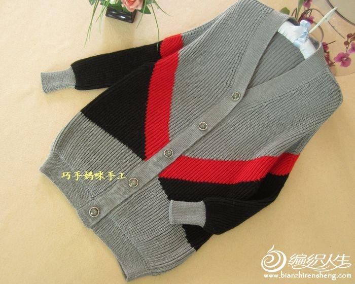 【引用】-----吾禅 -----时尚休闲外套 - 壹一 - 壹一编织博客