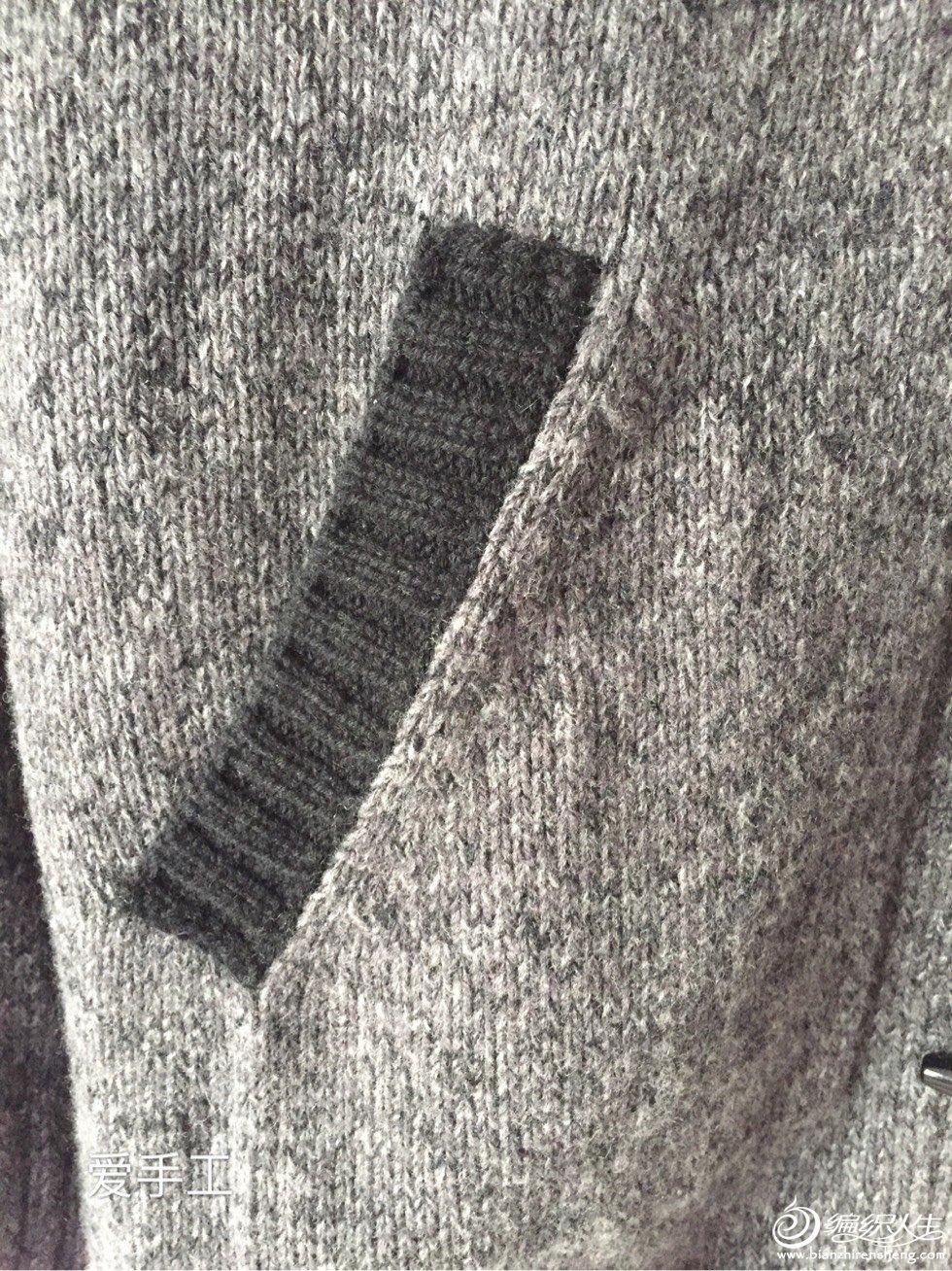 【温暖阁】群作品 静静的百合手工—男款帽衫      优雅编织的博客 - yn595959 - yn595959 彦妮