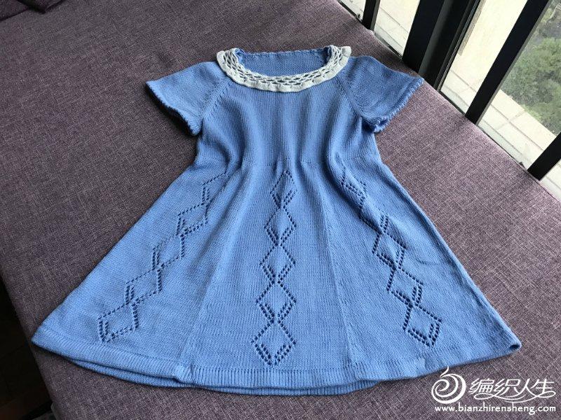 儿童机织款连衣裙