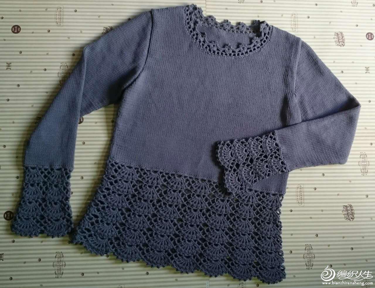 快乐编织机LK150机织毛衣