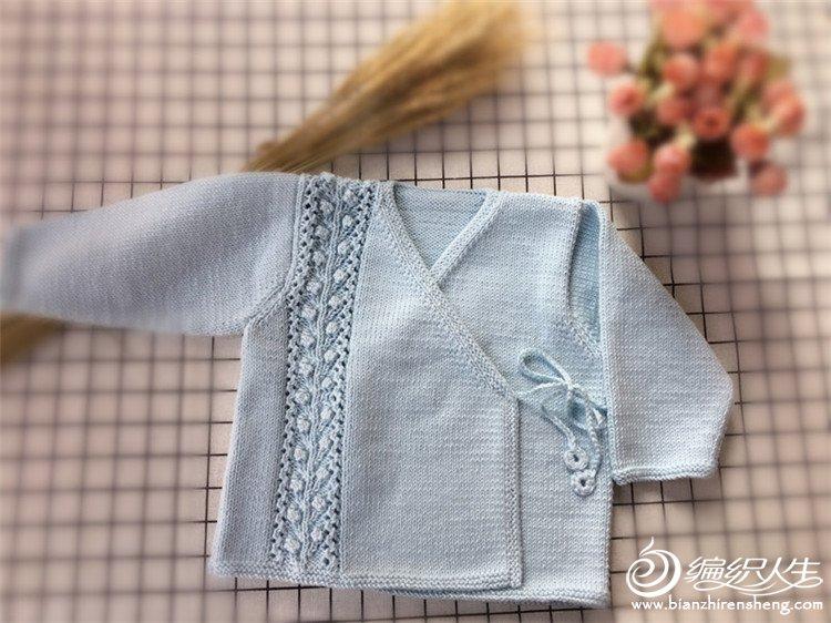漂亮宝宝开衫小毛衣