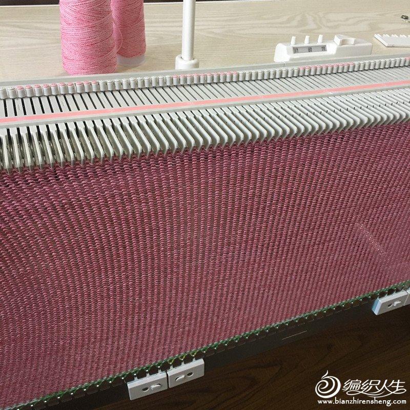 银笛LK150机织毛衣