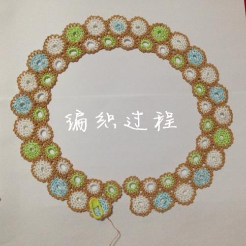 改版的凉凉加长外搭(2017-19) - 雯姐 - 手指的舞动