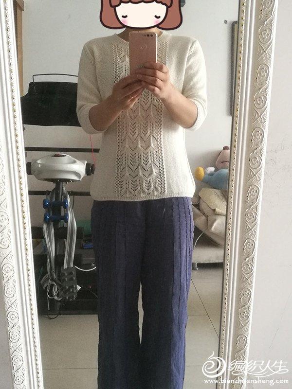 我织的常规袖