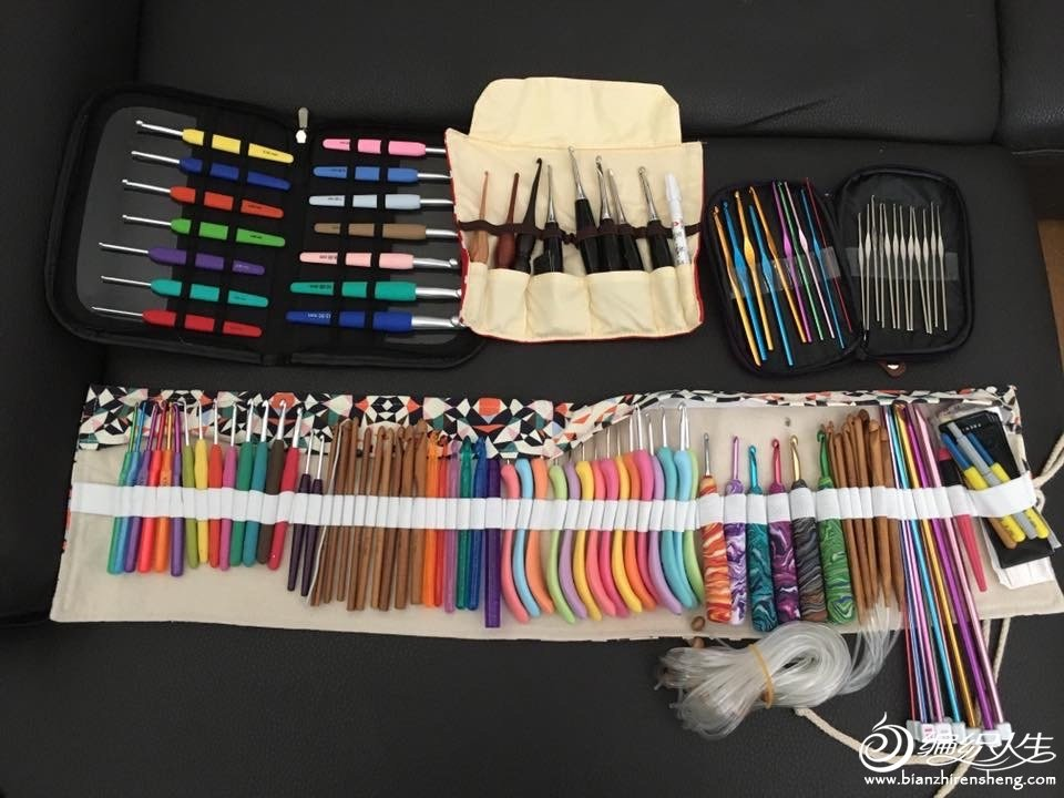 编织工具钩针