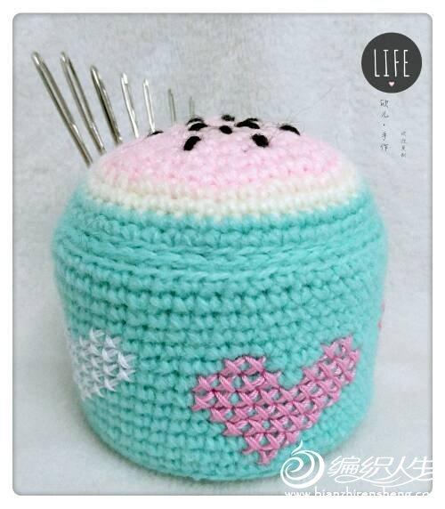 毛线DIY针插