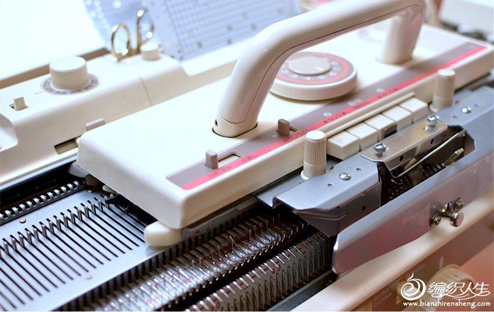 兄弟891编织机