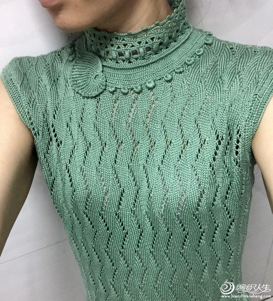 家用编织机机织女士套衫