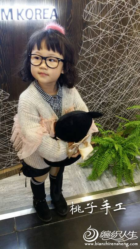 休闲儿童毛衣