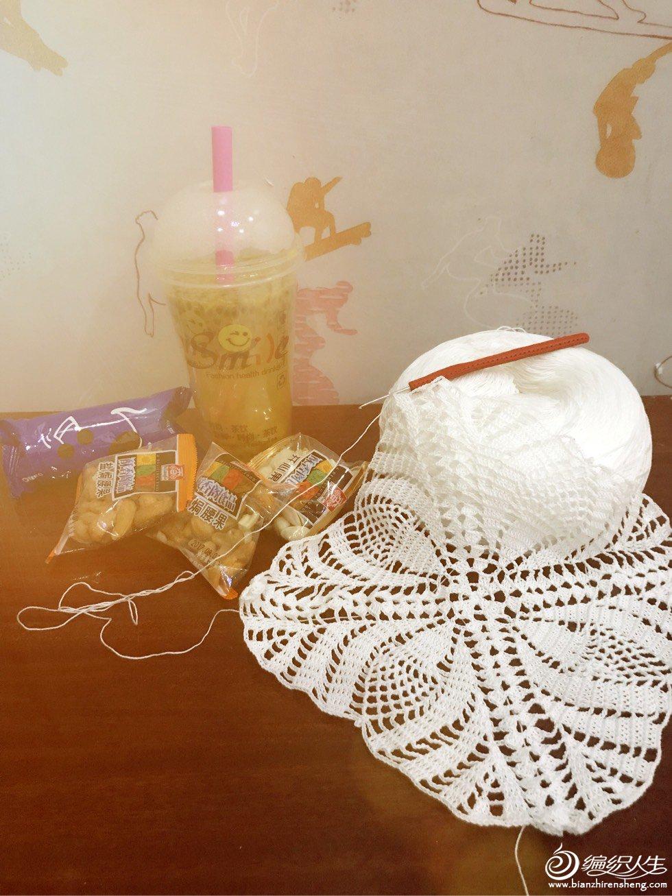 蕾丝钩针编织