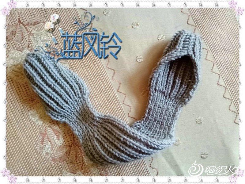 毛线护耳套织法