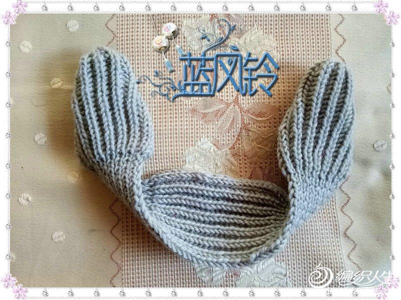 耳套编织方法