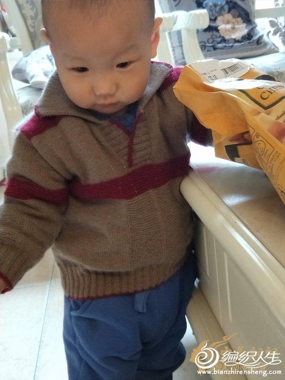 男宝宝毛衣