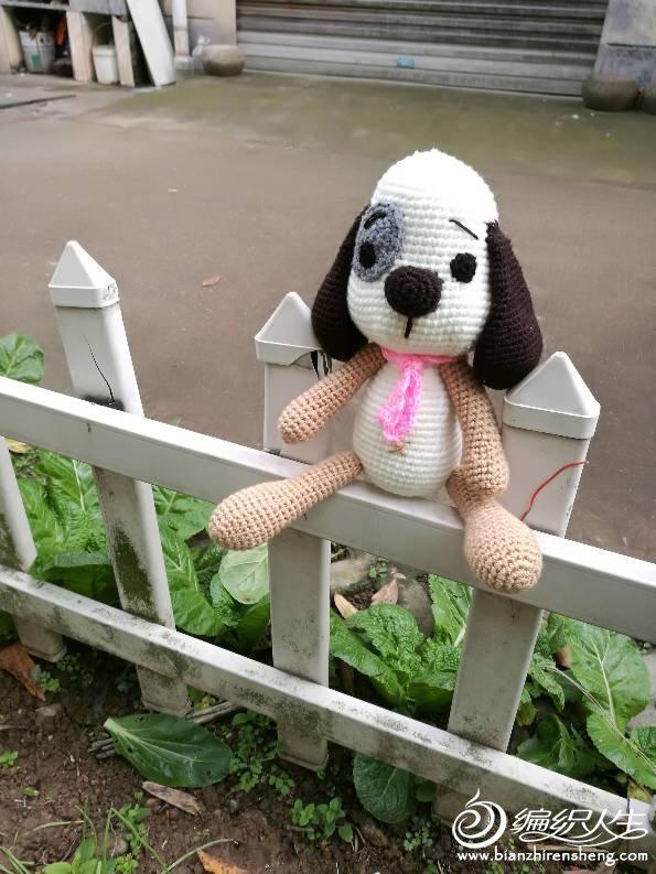 毛线编织玩偶