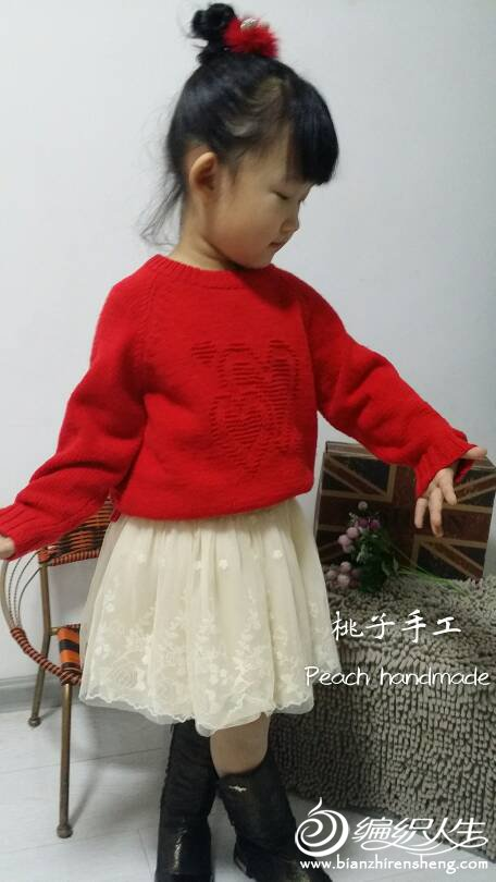 奶棉织毛衣款式