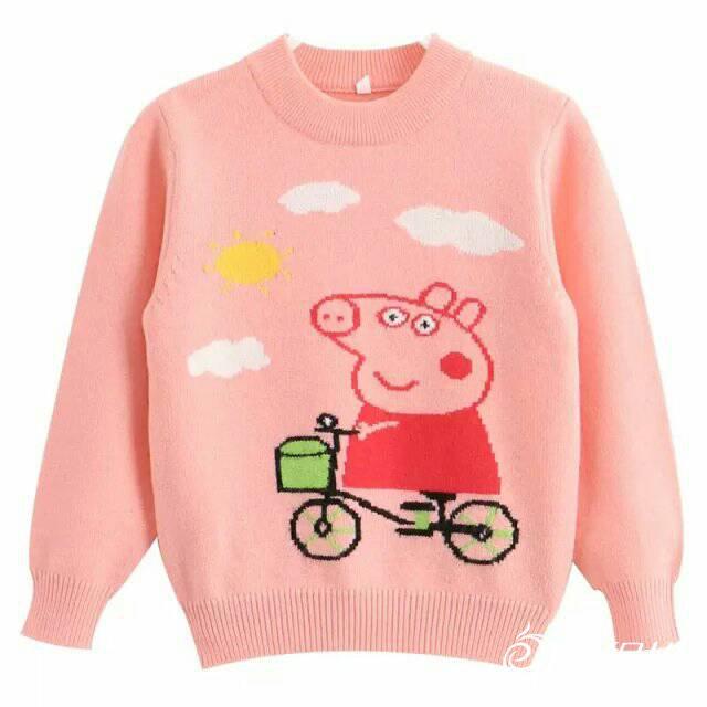 小猪佩奇毛衣