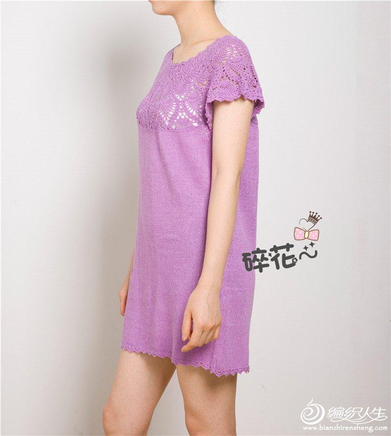 手工编织女士裙装