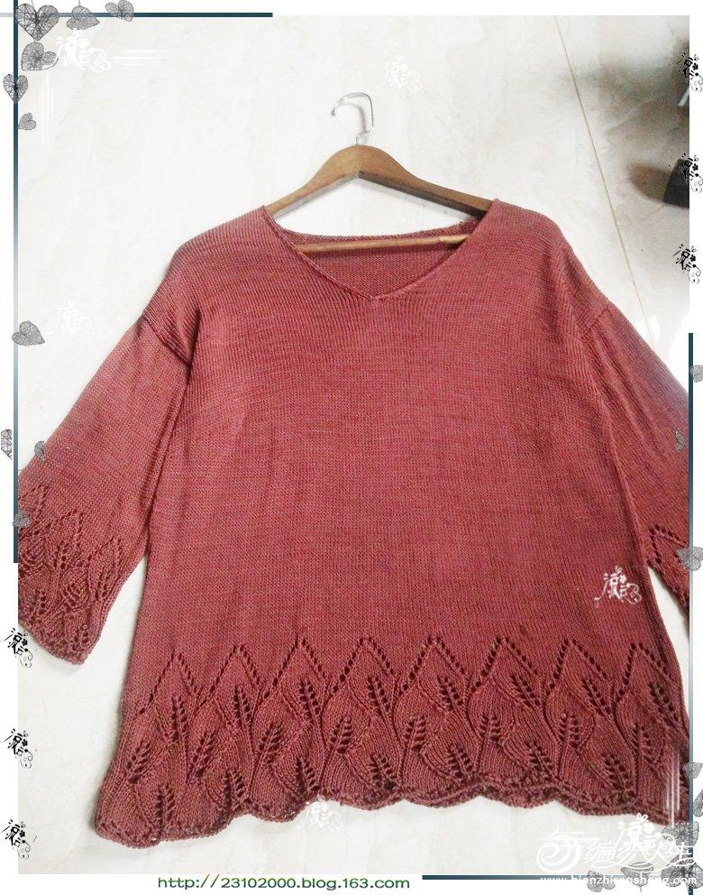 家用编织机机织毛衣