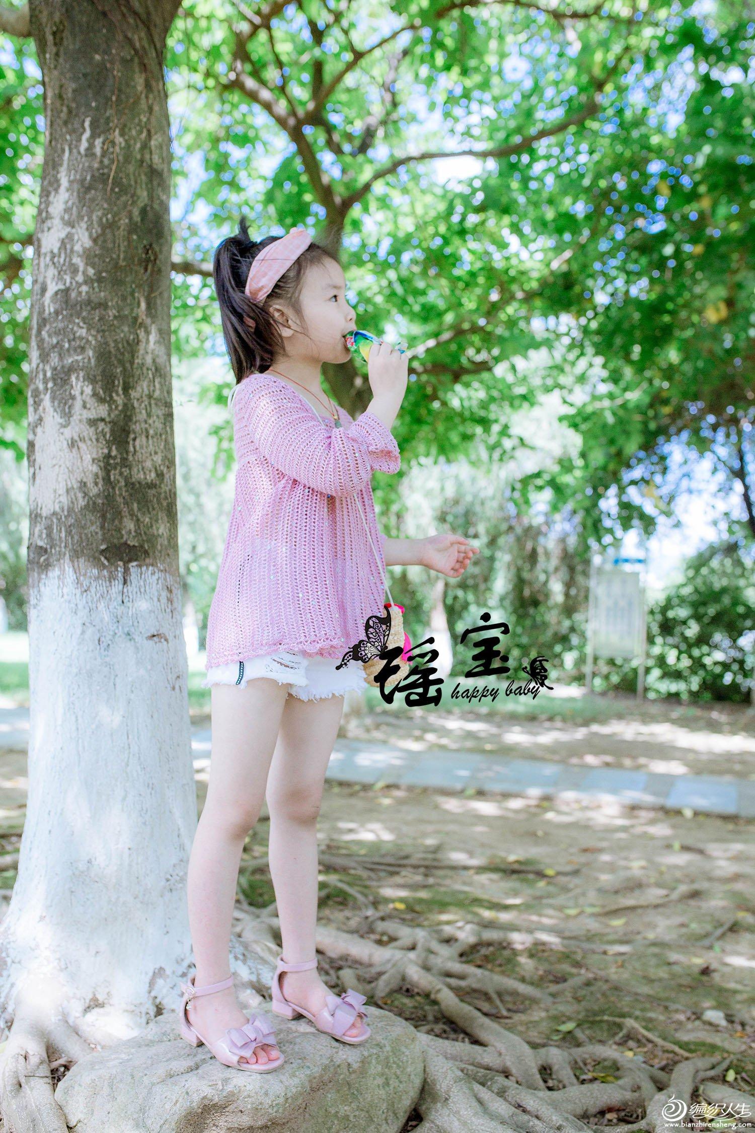 春夏儿童罩衫